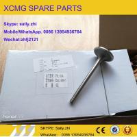 XCMG  Intake valve , XC6N9915/C04AL-6N9915, XCMG spare parts  for XCMG wheel loader ZL50G