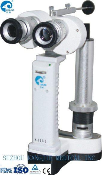 Portable Slit Lamp Kj5s2 Made In China For Sale Handheld Slit Lamp Manufacturer From China
