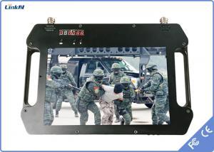 China C1004 Handheld COFDM Receiver Wireless Dual Antenna Diversity Reception on sale