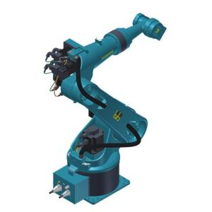 China Industrial Mechanical 6 Dof Robotic Arm , Easy Maintenance Automatic Robotic Arm on sale
