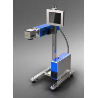 Easy Operate Laser Date Printing Machine , 220V/50-60hz Bottle Printing Machine