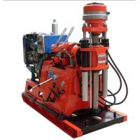 China GXY-2K Spindle Rotary Drilling Rig / Exploration Drilling Torque 2760 N.m on sale