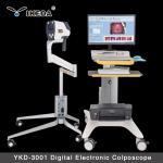 colposcope video digital de ykd-3001 1080p HD para la vagina