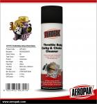 AEROPAK 450ml Fine quality Carb Cleaner and Choke Cleaner Spray for Cars
