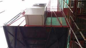 China 4000KG Construction Hoist , Elevator Building hoist for Passenger and material on sale