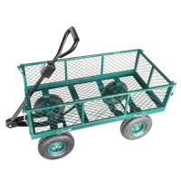 China High Quality Steel Meshed Garden Cart TC1804A on sale