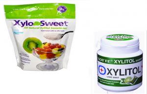 China C5H1205 Food Additives Sweeteners , Xylitol ( Powder , Crystal , Liquid ) on sale