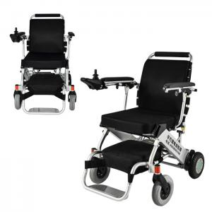 China Airport Travelling 6km/H Lightweight Collapsible Wheelchair on sale