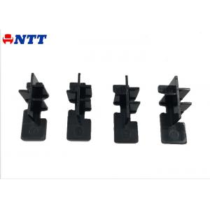 China Submarine Gate Two Shot Injection Molding High Precise 4 Cavities Polycarbonate Parts on sale