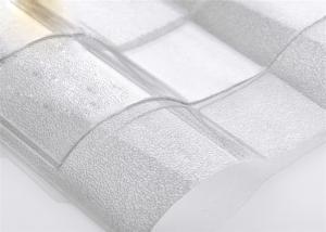 China UV Protection Corrugated Polycarbonate Sheets 25%-92% Light Transmission on sale