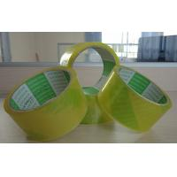 yellowish bopp packing scotch tape