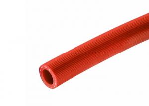 China Lightweight Agricultural Spray Hose , Soft Nylon Reinforced Hose Flexible on sale