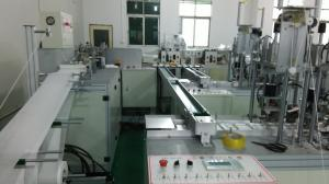 China full automatic face mask making machine on sale