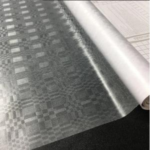 China 53x37.5cm Protective clear Self Adhesive Book Covering Film on sale