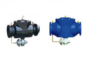 China D605 Irrigation Low Resistance Plumbing Backflow Preventer With Drain Valve  Decompression Type on sale