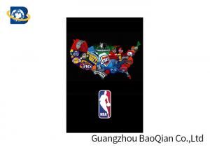 China Custom Printing 3D Lenticular Poster PET Flip Image High Definition NBA Star Poster on sale
