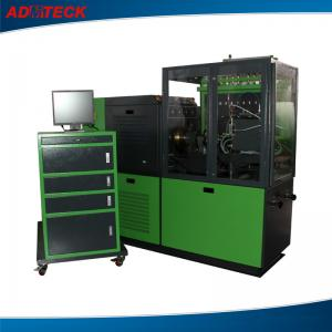 Quality 220V 11kw automatic BOSCH common rail system test bench With industrial computer for sale