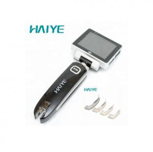 China Disposable anaesthetic video laryngoscope with monitor and blade for adult, children, infant use on sale