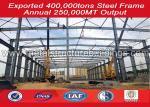 metal structure warehouse , steel structure warehouse workshop Light frame