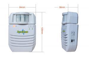 China COMER MP3 recordable sound Speaker Motion Sensor for supermaket on sale