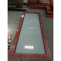 China Frosted double glass bathroom door on sale