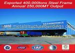 Commercial Storage Steel Warehouse Construction Buildings Frame Light Structure