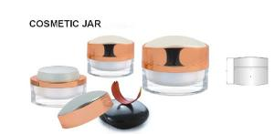 Quality acrylic cosmetic jars for sale