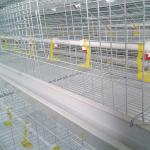 Husbandry Livestock Poultry Chicken Cage 4 Tiers 8 Doors High Durability
