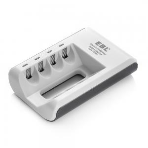 China Automatic Ni-MH / Ni-Cd Rechargeable Battery Charger for 4x AA / 4x AAA on sale