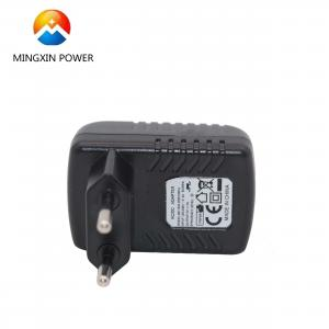 China 5V1A EU plug ac dc power adapter approved by CE,GS ROHS on sale