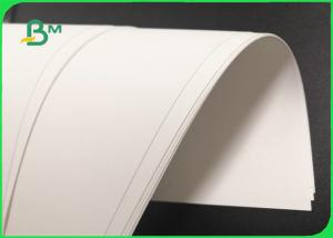China 100um 120um Recyclable Stone Paper For Publishing Tear Resistant 700 x 1000MM wholesale
