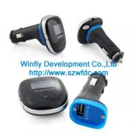 car mp3 fm transmitter , China car mp3 manufacturer