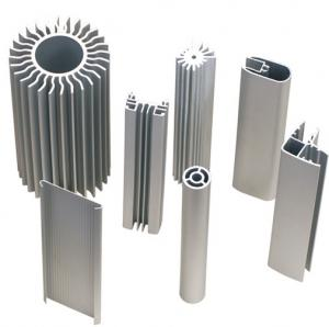 China High precision customized aluminum cnc machined heat sink on sale