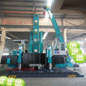 China Mini Hydraulic Pile Driving Machine , Pile Foundation Equipment OEM Service on sale