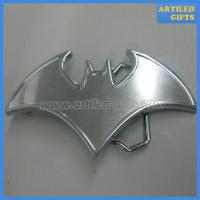 China New fashion style custom batman belt buckle for promotional gifts on sale