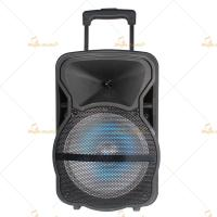 China Full Range Bluetooth PA Speakers , Outdoor Bluetooth Waterproof Speakers on sale