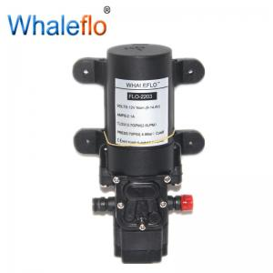China Whaleflo 70psi Diaphragm Pump Mini Spray Water Pumps for Agriculture FLO-2203 on sale