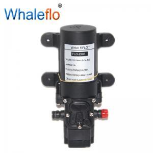 China Whaleflo FLO Series Micro DC Diaphragm Pumps  FLO-2203 12VDC 2.6L/MIN 70PSI 2.1 Amps Agricultural 12v Spray Pump supplier