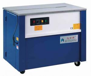 China semi-automatic strapping machine on sale