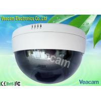 420TV Lines D1 / CIF / QCIF Dome External IP Camera of DC 12V