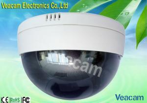 China DC 12V 1/3 Sony CCD Sensor, 420TV Lines D1 / CIF / QCIF Dome External IP Camera on sale
