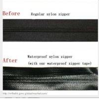high temperature TPU waterproof zipper tape