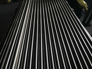 China 303 Stainless Steel Round Bar Bright Rod Free Cutting SUS303 Stainless Steel Bar on sale