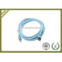 China Cat6 STP RJ45 Network Patch Cord Pure Bare Copper 1M 2M 3M 5M 10M Length on sale