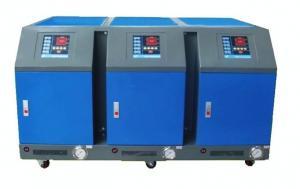 China Machine en plastique de contrôleur de température de moule d'appareil de chauffage d'acier inoxydable avec l'exposition de figures on sale