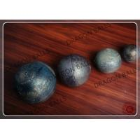 China Customized Size Cast Iron Grinding Balls , Grinding Balls For Ball Mill on sale