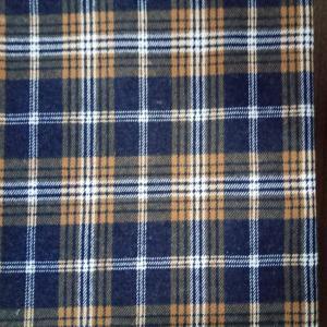 China red black check pattern fabric/plaid/stripe tartan shirt fabric 100% cotton yarn dyed flannel fabric price on sale