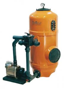 China Private Easy Swimming Pool Filter System (PK8011) on sale