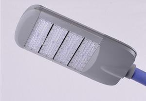 China Low Energy Consumption LED Street Light Fixtures160lm / W With Meanwell Driver on sale