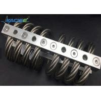 China Metal Compact Wire Rope Isolators , Industrial Vibration Isolators For Electronics on sale